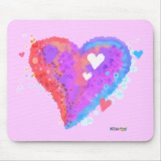 Mousepad - Torn Heart