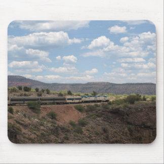 Mousepad-Train Thru Verde Canyon, AZ Mouse Pad