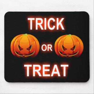 Mousepad Trick Or Treat Pumpkins
