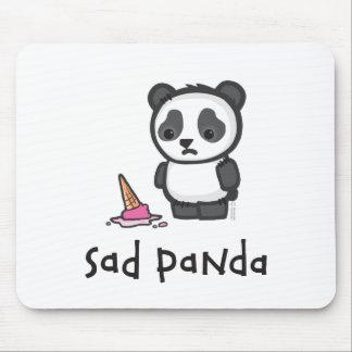 Mousepad triste de la panda
