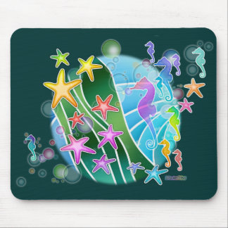 Mousepad - Under The Sea Pop Art