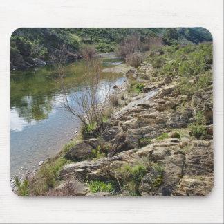 MousePad: Untouched River Mouse Pad