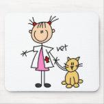 Mousepad veterinario