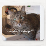 Mousepad- What's Cooking??!! Mouse Pad