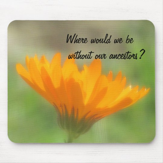 Mousepad - Where would we be ...