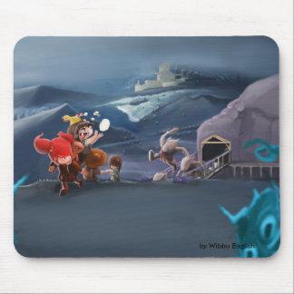 Mousepad - Wibbu