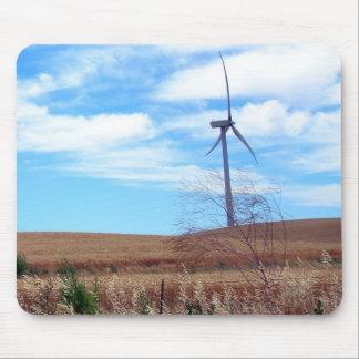 Mousepad - Wind turbine