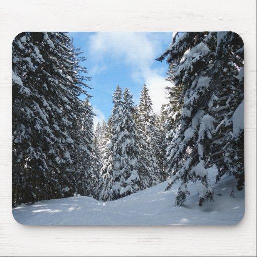 Mousepad - Winter