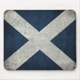 Mousepad with Dirty Scottish Flag