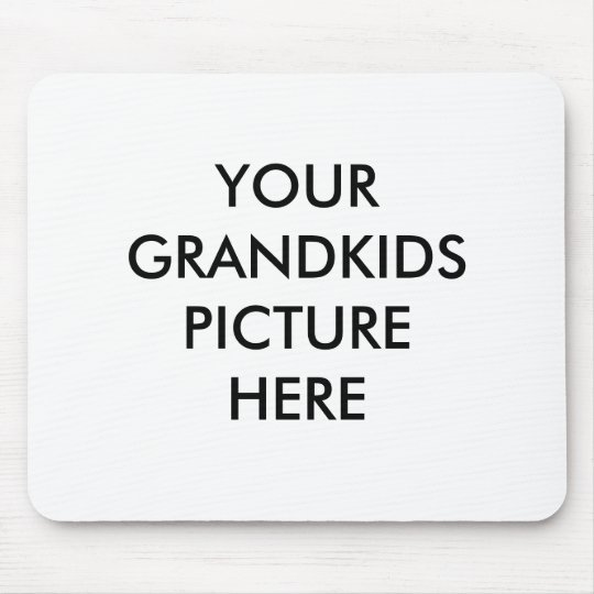 Mousepad with GRANDKIDS PICTURE