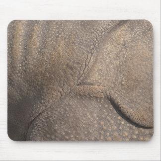 Mousepad with Rhinoceros Skin