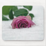 Mousepad with Rose