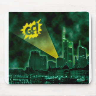 Mousepad with the cover of the first EP