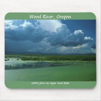 Mousepad / Wood River. Oregon