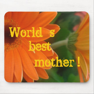 Mousepad - World ´s best mother !