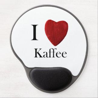 Mousepad Yo ama café Alfombrilla De Raton Con Gel
