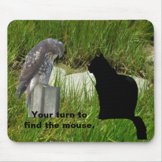 Mousepad - Your turn ...