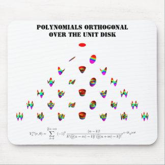 Mousepad: Zernike pyramid Mouse Pad