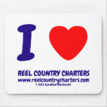 i [Love heart]  reel country charters www.reelcountrycharters.com i [Love heart]  reel country charters www.reelcountrycharters.com Mousepads