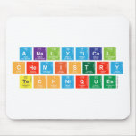 Analytical Chemistry Techniques  Mousepads