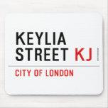 Keylia Street  Mousepads
