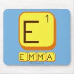 E EMMA  Mousepads