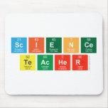 Science Teacher  Mousepads