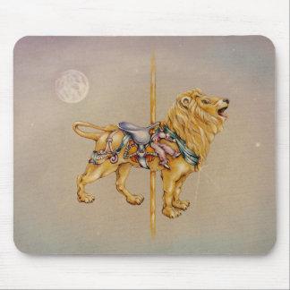 Mousepads - Carousel Lion