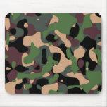 Mousepads con un diseño militar del camuflaje tapetes de ratones