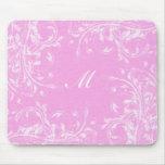 Mousepads femenino rosado alfombrilla de ratón