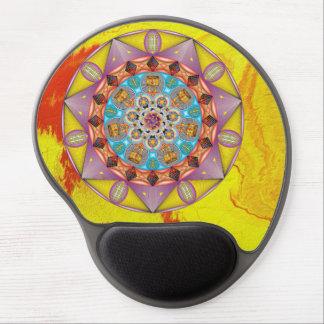Mousepads Mandala Number 7 Gel Mouse Pad