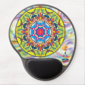 Mousepads Mandala Número 8 Mousepad De Gel