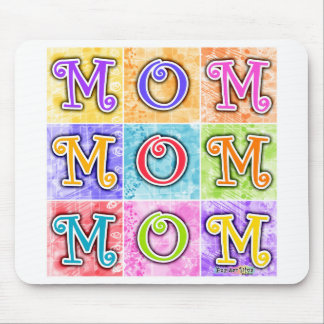 Mousepads - MOM Pop Art