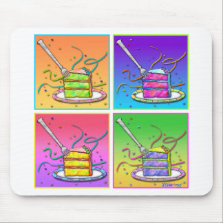 Mousepads - Pop Art Cake