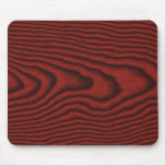 Mousepads with a red wood texture