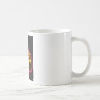 mouses pan skull coffee mug
