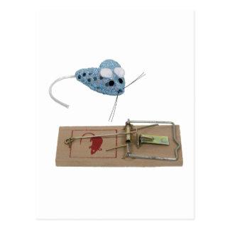 MouseTrap071809 Postcard