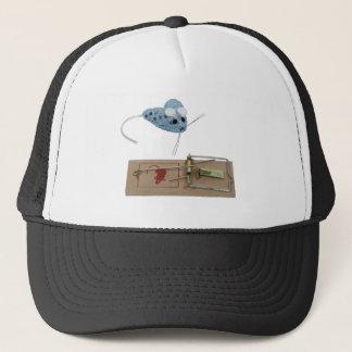 MouseTrap071809 Trucker Hat