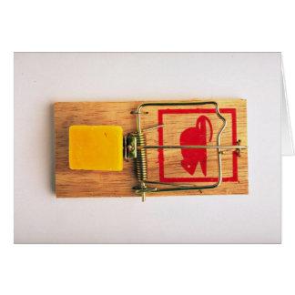 Mousetrap Card