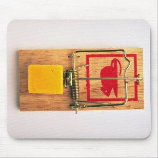 Mousetrap Mouse Pad