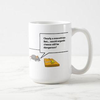 Mousetrap Coffee Mugs