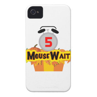 MouseWait 5th Birthday Bash LE Gear iPhone 4 Case