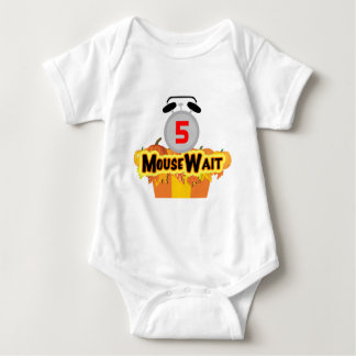 MouseWait 5th Birthday Bash Limited Edition T Shirt