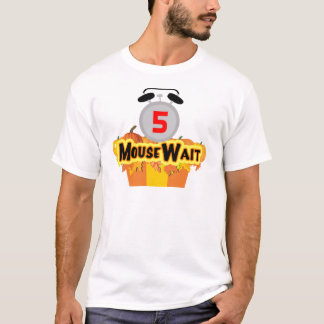 MouseWait 5th Birthday Bash Limited Edition T-Shirt
