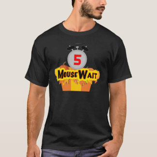 MouseWait Limited Edition Birthday Bash Apparel T-Shirt