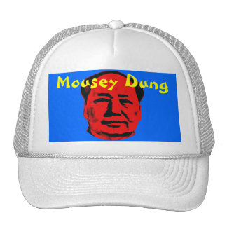 Mousey Dung Hats