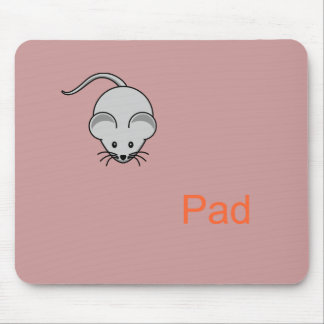 Mousey Pad Mouse Pad