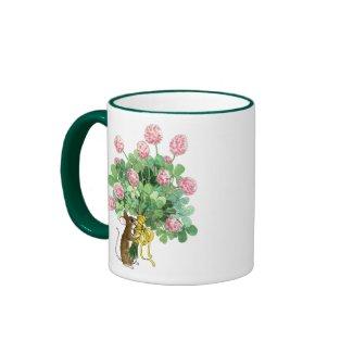 Mousie Clover Bouquet mug