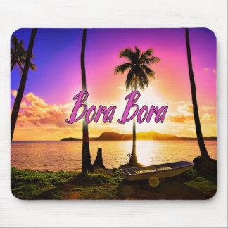 Mouspad Bora Bora Mouse Pad
