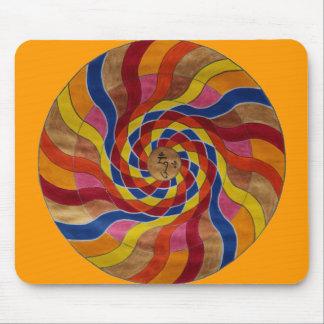 """Mouspad Mandala Wisdom """"Om mani peme hung """" Alfombrilla De Raton"""